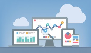 Web and SEO analytics concept