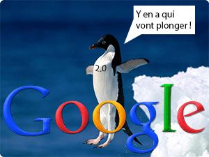 Mise à jour de 'algorithme de Google Penguin